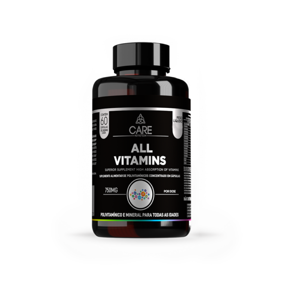 All Vitamins - Care Nutrition