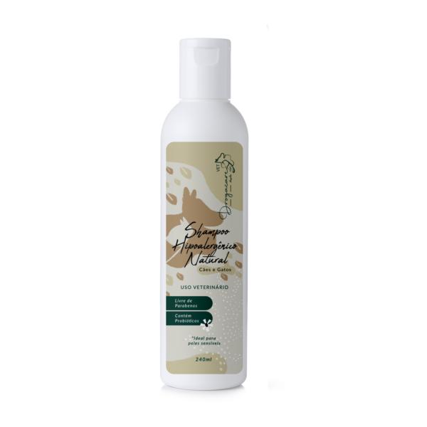 DrogaVet-Shampoo Hipoalergênico Natural