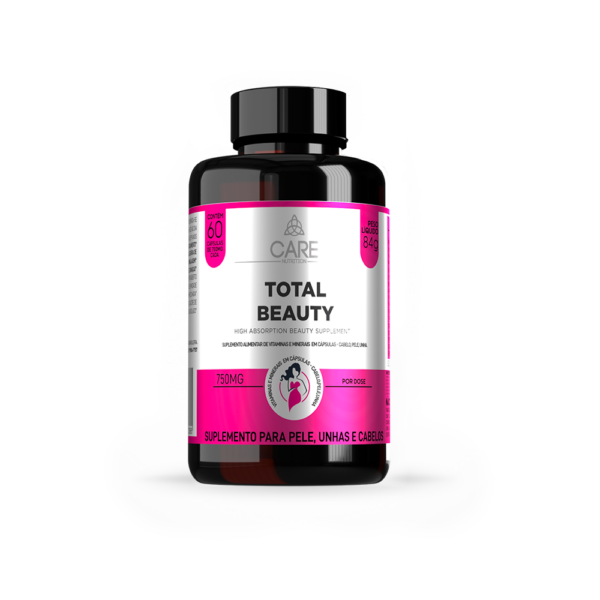 Total Beauty - Care Nutrition